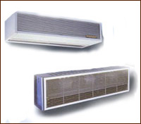 Завесы Thermoscreens - Premier / Recessed